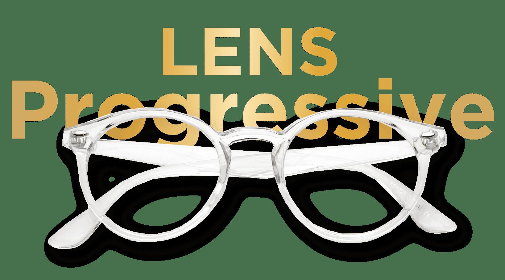 เลนส์โปรเกรสซีฟ progressive lens คืออะไร